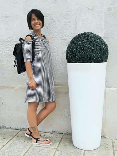Costans Totaro indossatrice modella