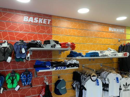 quality stort kids putignano abbigliamento da basket