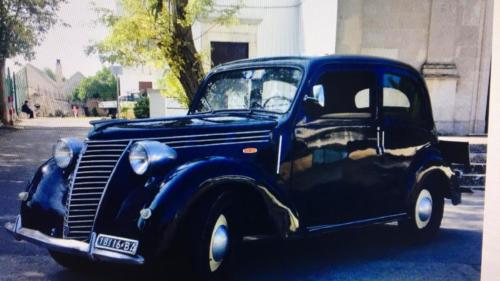 Noleggio auto d'epoca per eventi in Puglia e Basilicata